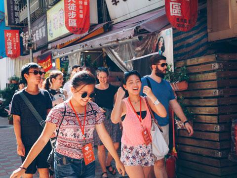 Taipei Free Walking Tours